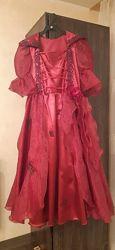праздничное, карнавальное платье на рост 150-155