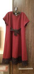платье Zara на рост  от 146
