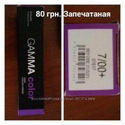 Краска для волос GammaColor 700