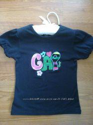 футболочка  красивенькая для девочки