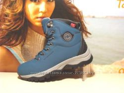 Зимние ботинки  - BaaS -Waterproof 038--Blue 37р-41р