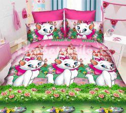 Предлагаю вашему вниманию постельное для девочек с Винкс и  Monster high.