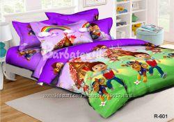 Внимание новинки  постельные комплекты  для молодежы и подростков