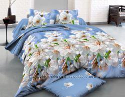 Шикарное постельное белье в ткани ранфорс.