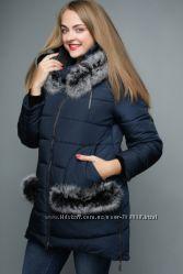 Зимняя куртка до 60 размера