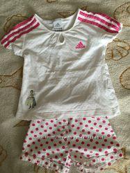 Футболка Adidas 110р.