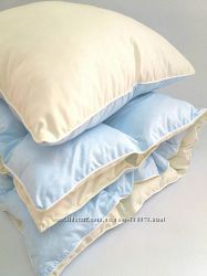 Одеяло и подушка в кроватку гипоаллергенное