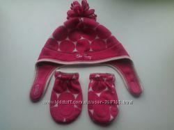 весенние шапочки для малышки