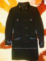 пальто кашемір і норка