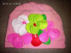 Продам классные шапки весна осень 1-5лет