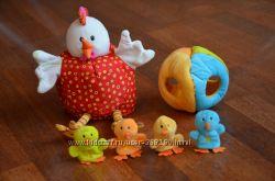 Фирменные игрушки Lilliputiens Сhicco