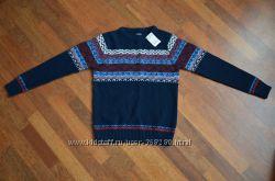 НОВЫЙ  свитер NEXT на мальчика 12 лет 152рост