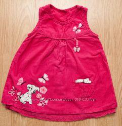 Сарафаны, платья Matalan, George, Early Days, размер 12-18 мес.