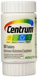 Центрум - CENTRUM Adults - мультивитаминный комплекс от A до цинка. США