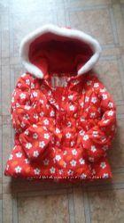 Отличная курточка для девчушки