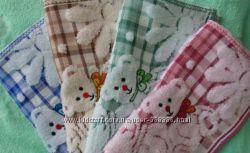 Полотенца кухонные на льняной основе