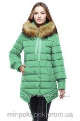 Куртка зимняя женская Терри Nui Very рр 42-54