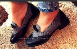 Стильные и удобные туфли в наличии