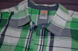 Рубашки в школу на каждый день Gymboree 7-8 лет