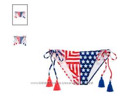 Плавки Victorias Secret с флагом