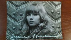 Продам коллекцию открыток и фото советских актеров 1950-1980-х годов