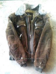 Продам короткую зимнюю куртку