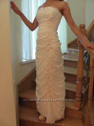 Свадебное платье для изящной
