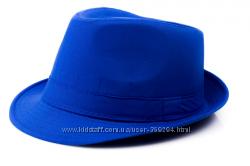 Крутые шляпы синяя и розовая