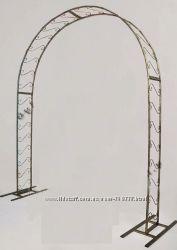 Свадебная арка для выездной церемонии. Аренда