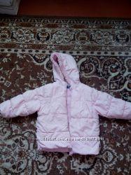 Продам куртку деимсезонную для девочки