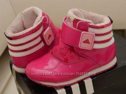 Ботинки Adidas термобитинки полусапожки Адидас оригинал