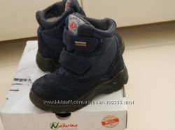 Ортопедические Naturino Италия ботинки термосапоги сапожки