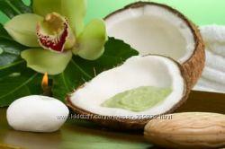 Кокосовое масло  для тела , волос, загара, массажа и тд