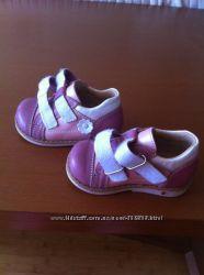 Состояние Новых ботиночки ECOBY для девочки -14, 5 см
