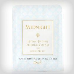 Ночной крем для лица Midnight Regenerating Hydro Intense Sleeping Cream