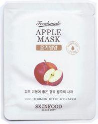 Маска яблочная SkinFood Fresh Made Apple Mask
