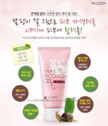 Улиточный крем-гель для лица Mizon Snail Recovery Gel cream