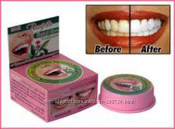 Тайская зубная паста Isme Rasyan herbal E, 25г
