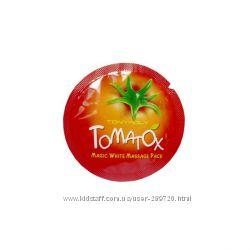 Tomatox Томатная маска Magic White Massage Pack Tony Moly