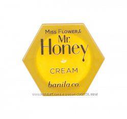Крем для лица медовый Banila Co. Miss Flower & Mr. Honey Cream