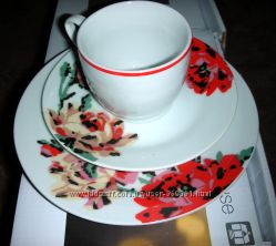 Сервиз фарфоровый столовый  30 предметов снизила цену