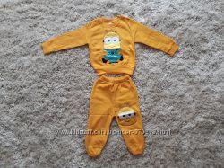 Пижама с Миньйоном