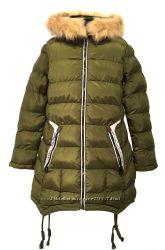 Куртка парка зимняя подростковая Hikis