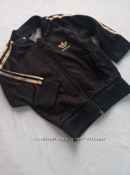 Олимпийка спортивная кофта Adidas 12м