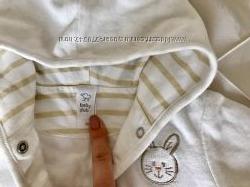 Разные красивые кофточки флиски кардиганы CHICCO, Mothercare, C&A