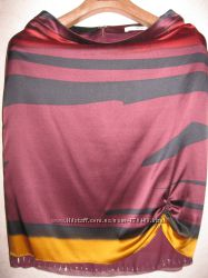 Шелк натуральный новая юбка BGN размер XS-S