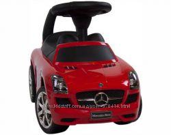 Детская каталка толокар Mersedes Benz SLS