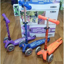 Самокат Micro Mini Deluxe для детей от 2 до 5 лет.