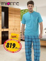 Пижамы мужские miorre Турция