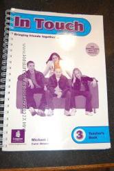 In Touch 3 Teachers book Книга для учителя